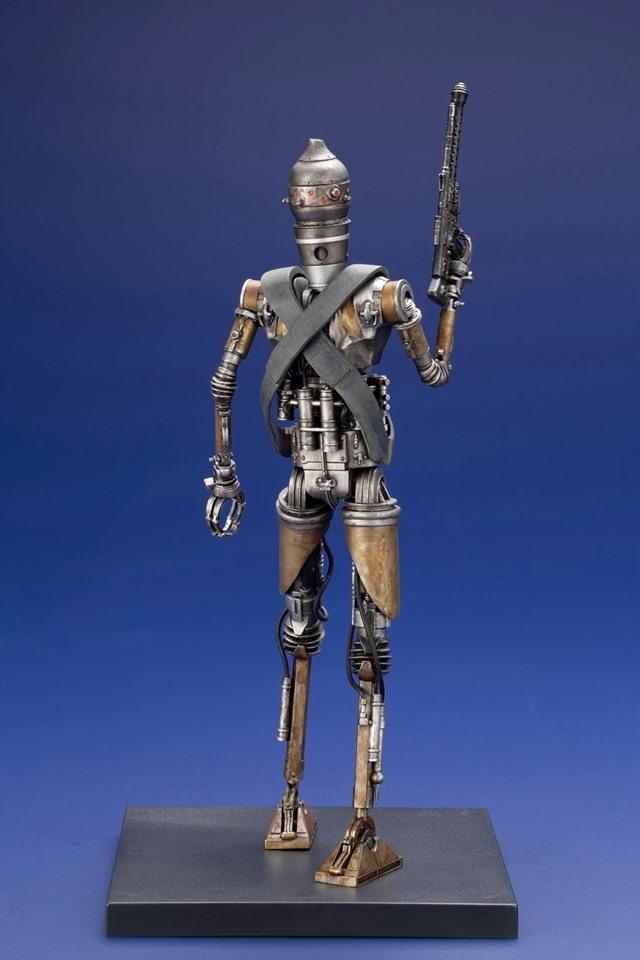 Star Wars IG-11 ARTFX+ Statue - Kotobukiya 0413