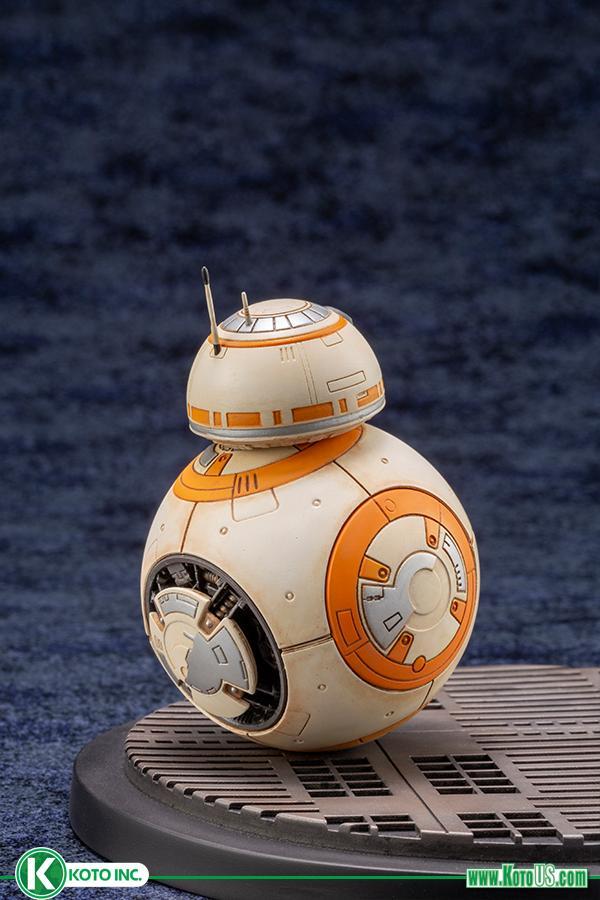 Star Wars BB-8 & D-0 ARTFX Statue - Kotobukiya 0414
