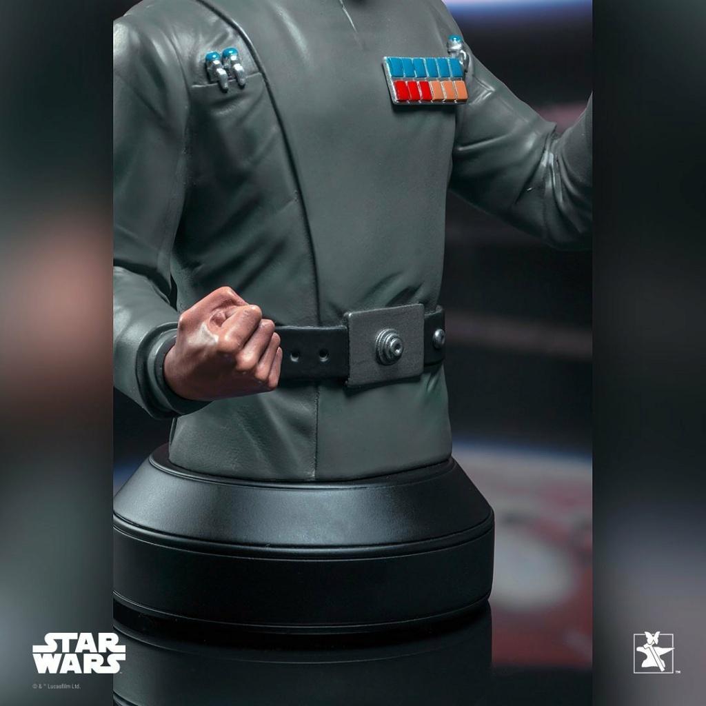 Tarkin Mini Bust - Diamond Select Toys/Gentle Giant 0444