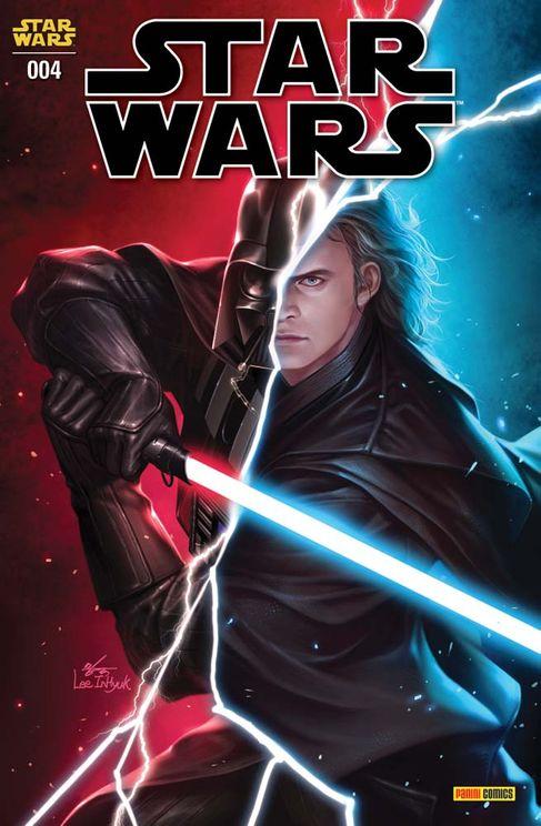 SOFTCOVER STAR WARS #04 V5 (45) PANINI - MAI 2021   04a11