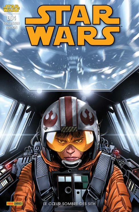 SOFTCOVER STAR WARS #04 V5 (45) PANINI - MAI 2021   04b11