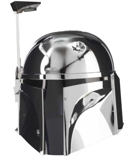 Boba Fett Helmet - 40th Anniversary Commemorative - EFX  0510