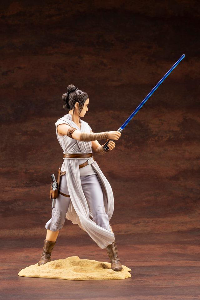 Star Wars Rey ARTFX Statue - Kotobukiya 0512