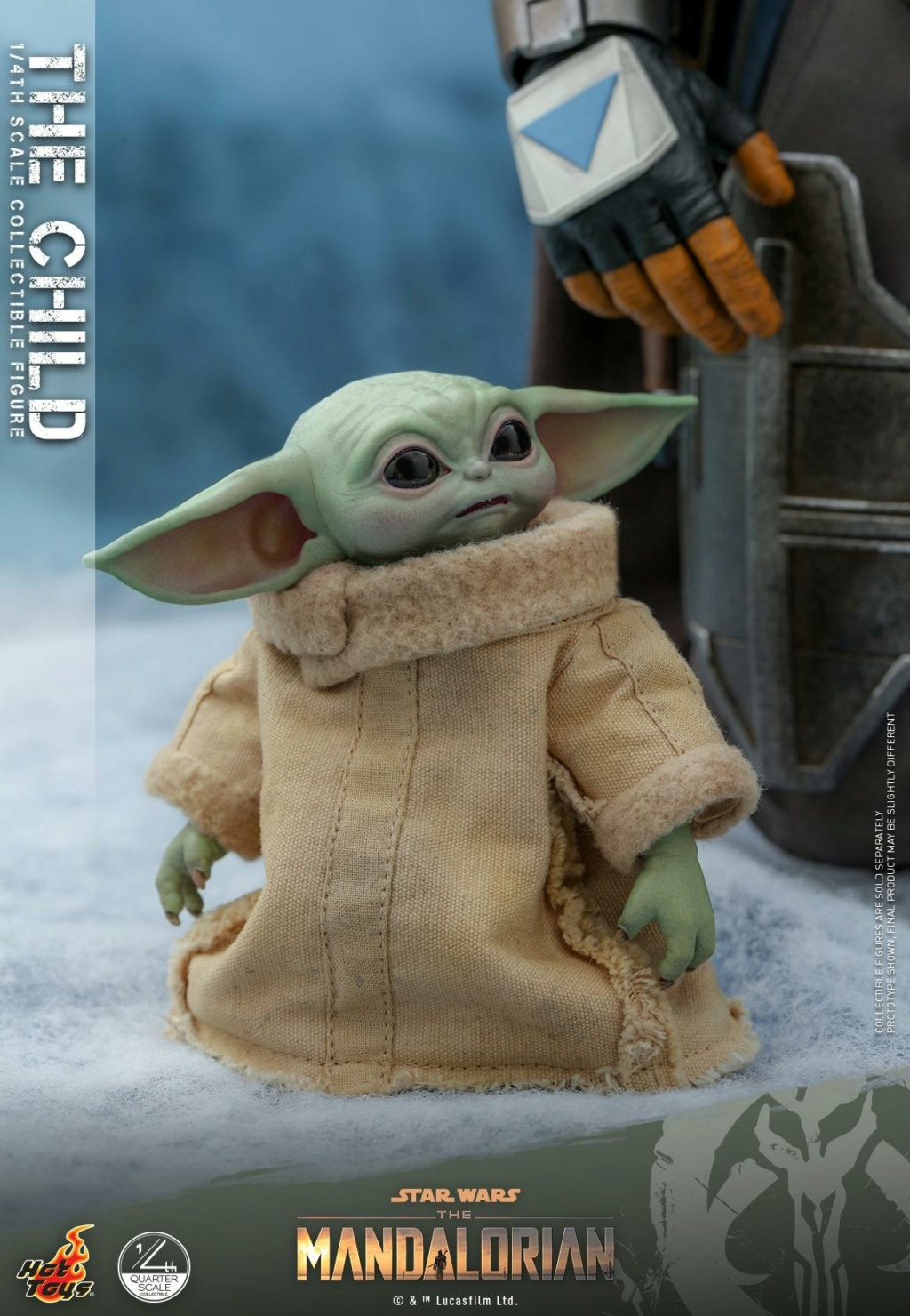 The Child Collectible Figure - 1/4th scale - Hot Toys 0546