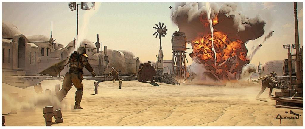 Star Wars The Mandalorian - Les Concepts Art de la saison 2 05_the10