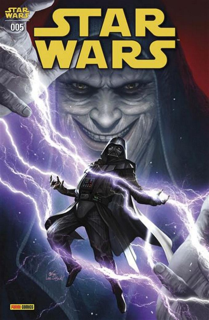 SOFTCOVER STAR WARS #05 V5 (46) PANINI - JUILLET 2021  05a_fr10