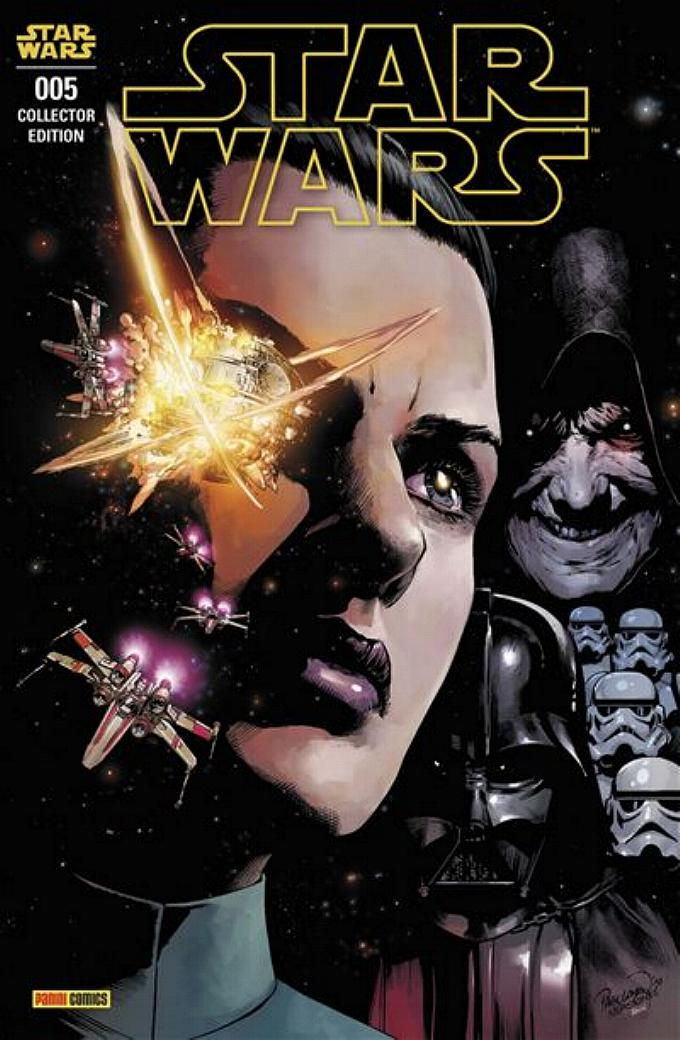 SOFTCOVER STAR WARS #05 V5 (46) PANINI - JUILLET 2021  05b_fr10