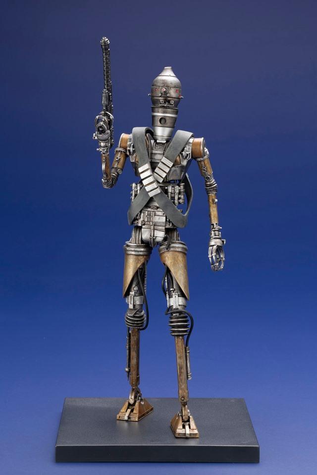 Star Wars IG-11 ARTFX+ Statue - Kotobukiya 0613