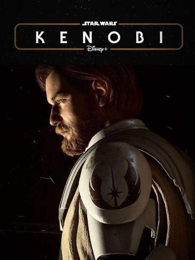 Teaser Trailer Poster Video FanMade Star Wars Kenobi 0626