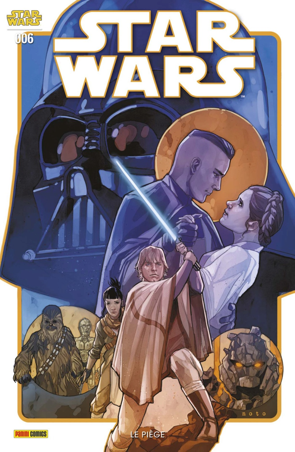 SOFTCOVER STAR WARS #06 V4 (39) PANINI - SEPTEMBRE 2020 0629