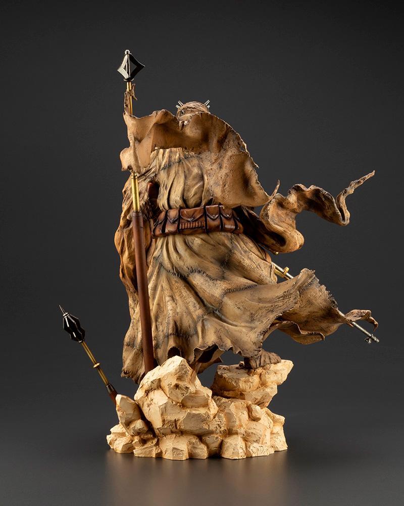 Tusken Raider Barbaric Desert Tribe ARTFX Artist Kotobukiya 0632