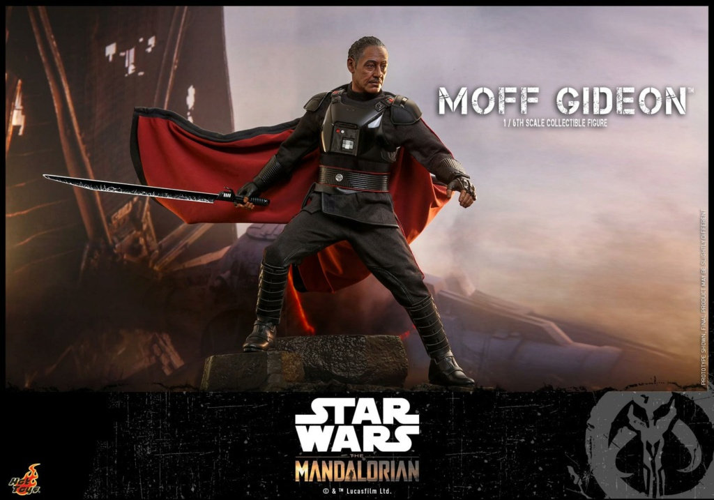 Imperial Moff Gideon - 1/6 Scale Figure - Hot Toys 0644
