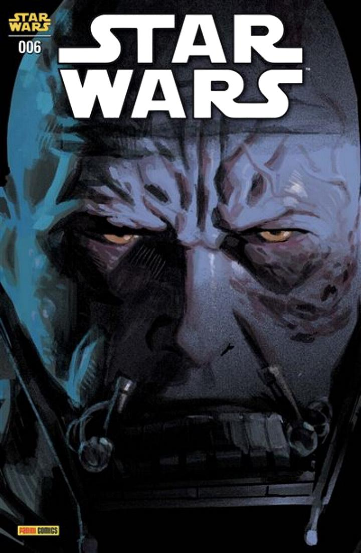 SOFTCOVER STAR WARS #06 V5 (47) PANINI - AOUT 2021  06a_fr10