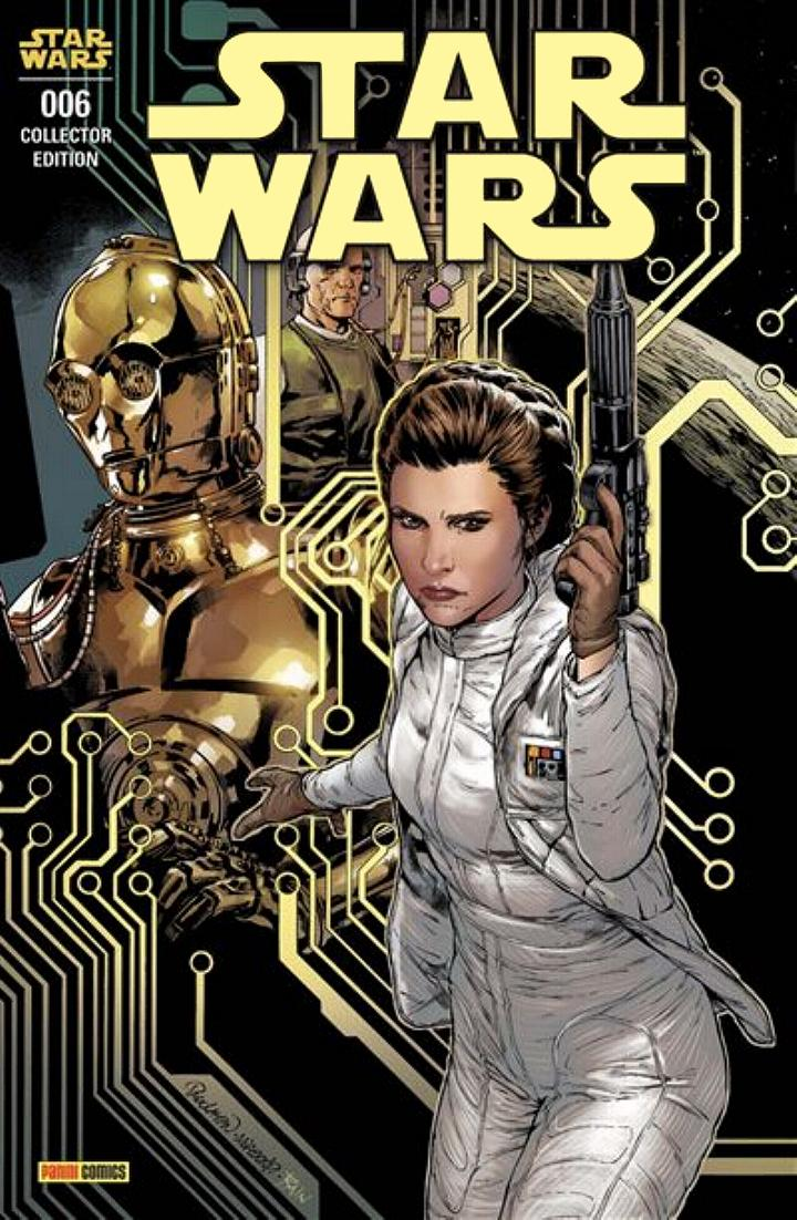 SOFTCOVER STAR WARS #06 V5 (47) PANINI - AOUT 2021  06b_fr10