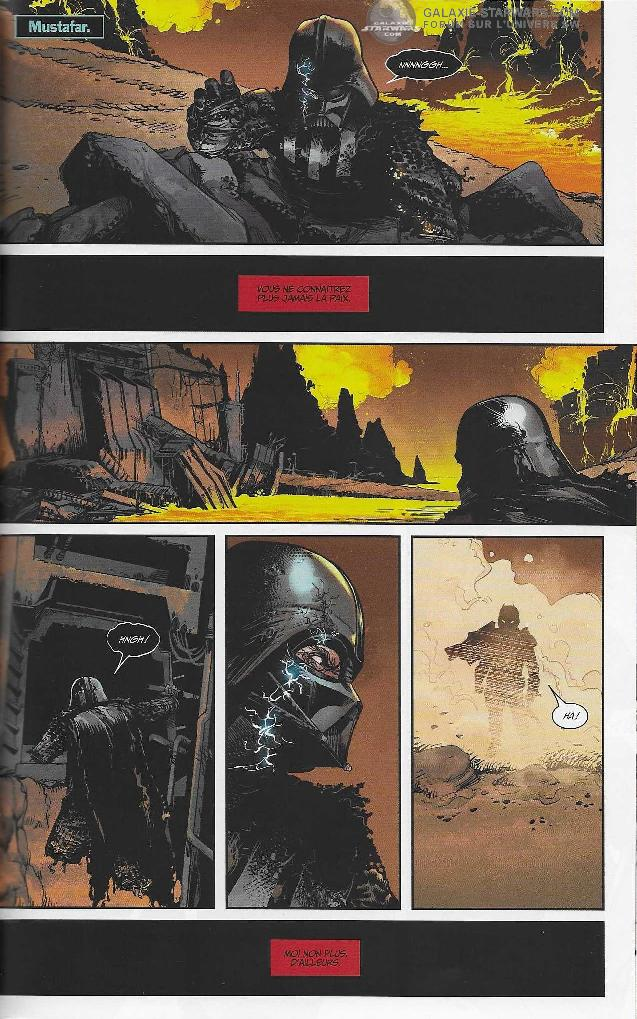 SOFTCOVER STAR WARS #06 V5 (47) PANINI - AOUT 2021  06c_fr10