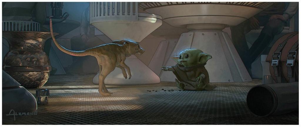 Star Wars The Mandalorian - Les Concepts Art de la saison 2 07_bab10