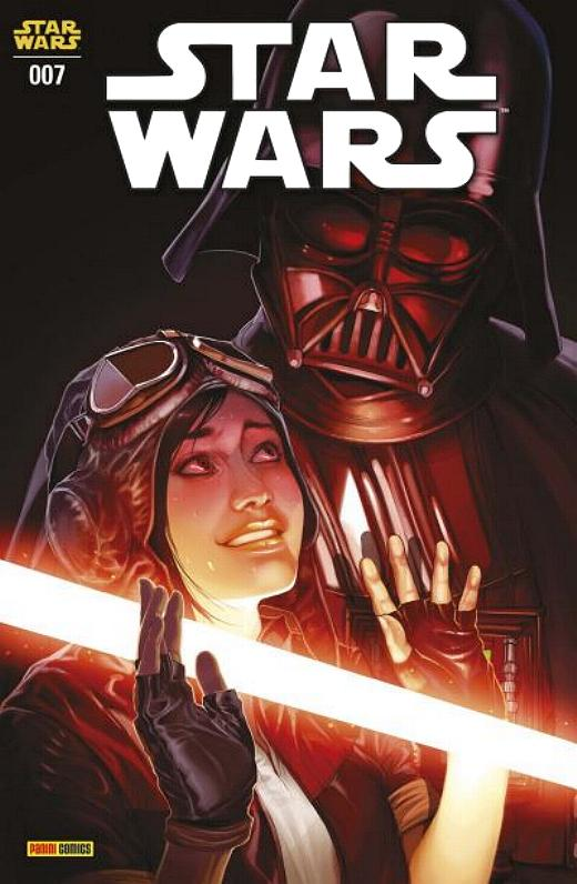 SOFTCOVER STAR WARS #07 V4 (40) PANINI - OCTOBRE 2020 07a11
