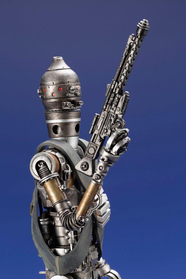 Star Wars IG-11 ARTFX+ Statue - Kotobukiya 0811
