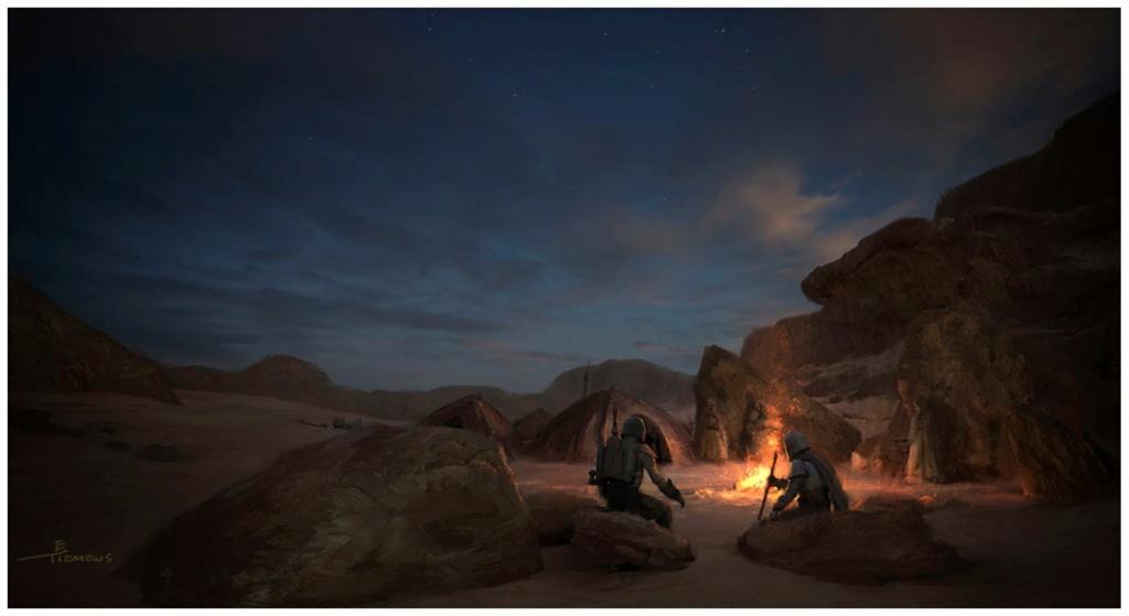 Star Wars The Mandalorian - Les Concepts Art de la saison 2 08_the10