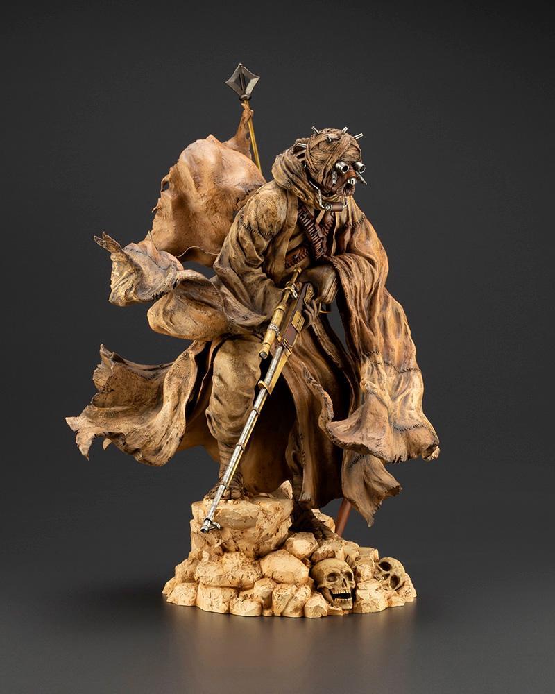Tusken Raider Barbaric Desert Tribe ARTFX Artist Kotobukiya 0923