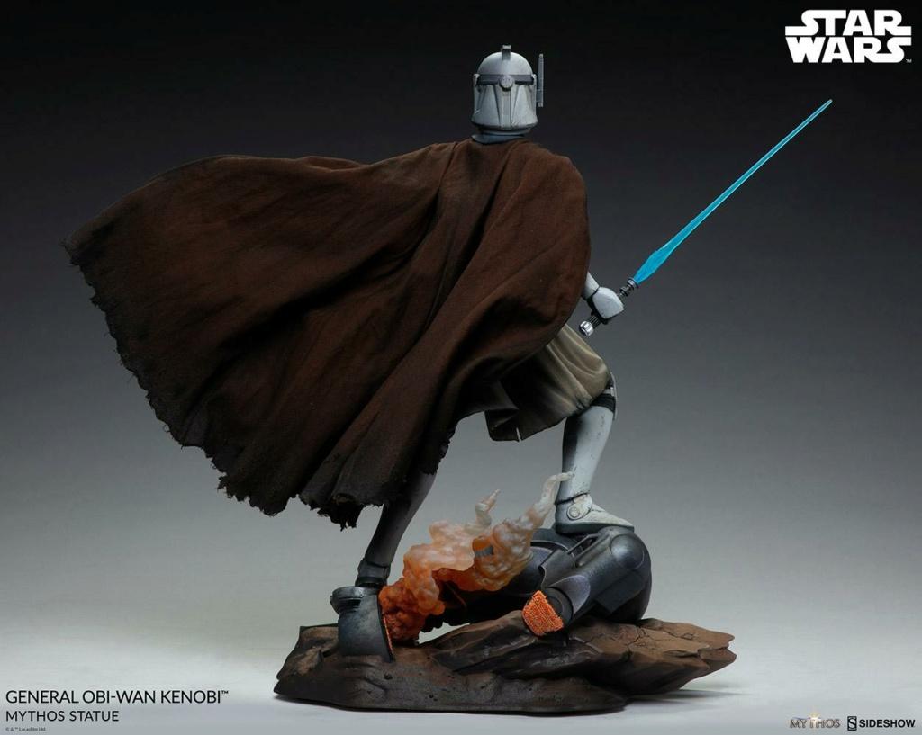 General Obi-Wan Kenobi Mythos Statue - Sideshow 0926