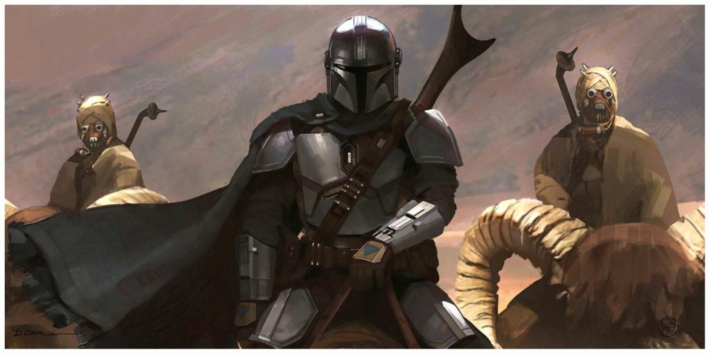 Star Wars The Mandalorian - Les Concepts Art de la saison 2 09_the10