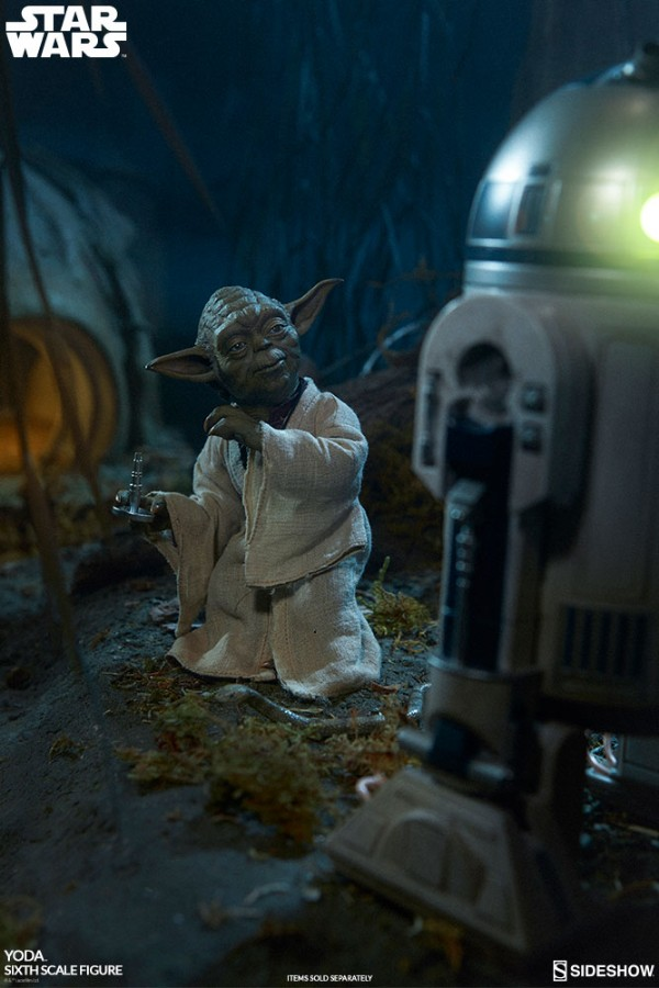 Sideshow Collectibles Yoda Sixth Scale Figure 10040711