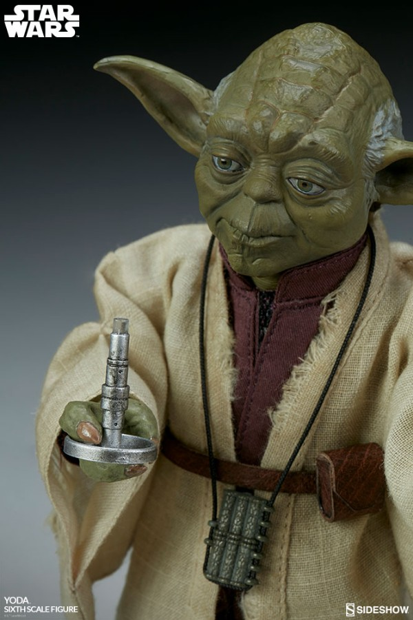 Sideshow Collectibles Yoda Sixth Scale Figure 10040719