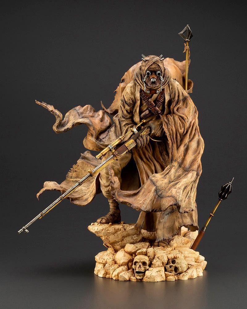 Tusken Raider Barbaric Desert Tribe ARTFX Artist Kotobukiya 1022