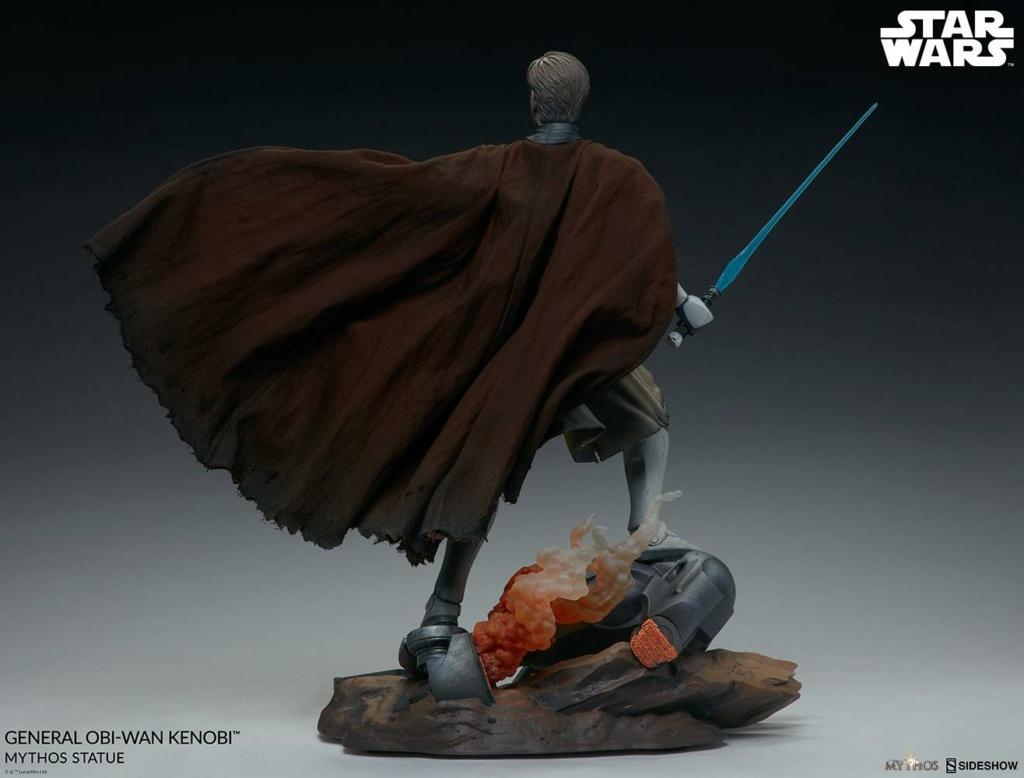 General Obi-Wan Kenobi Mythos Statue - Sideshow 1025