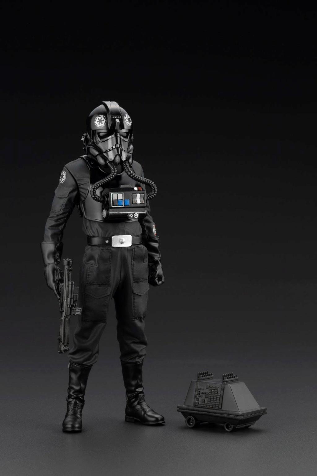 Tie Fighter Pilot & Mouse Droid - Kotobukiya - Amazon Exclu 11018610