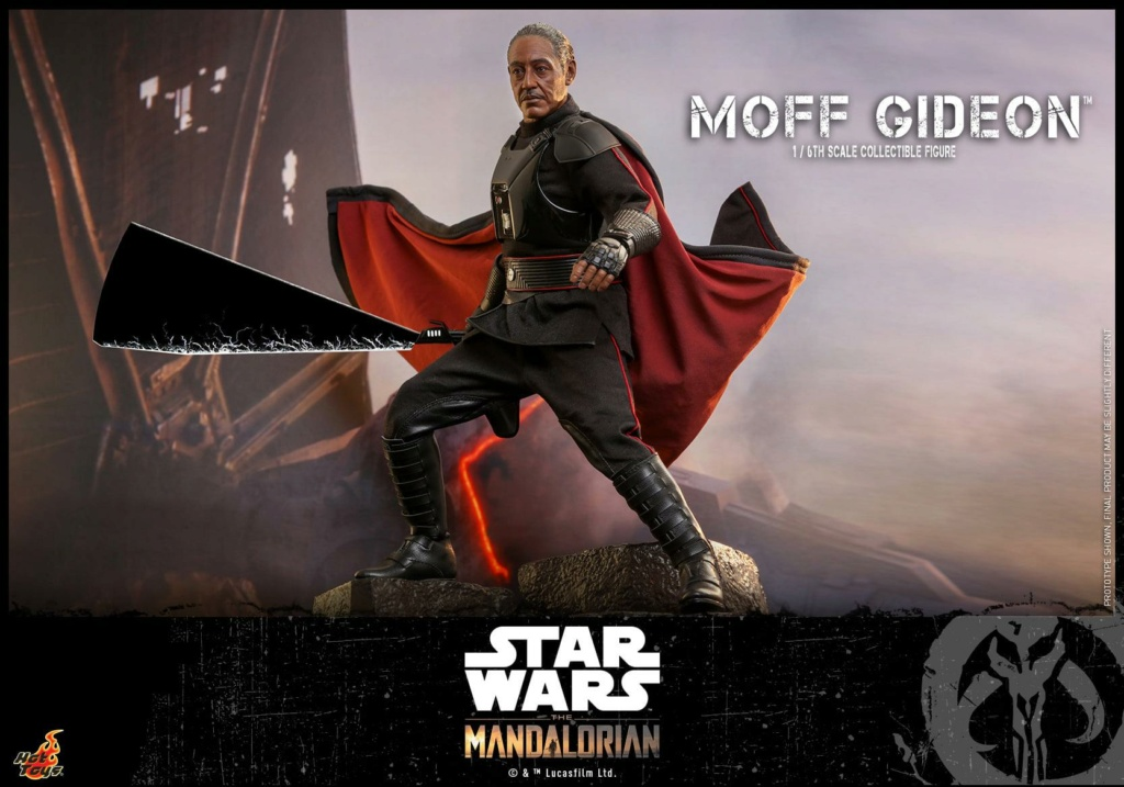 Imperial Moff Gideon - 1/6 Scale Figure - Hot Toys 1129