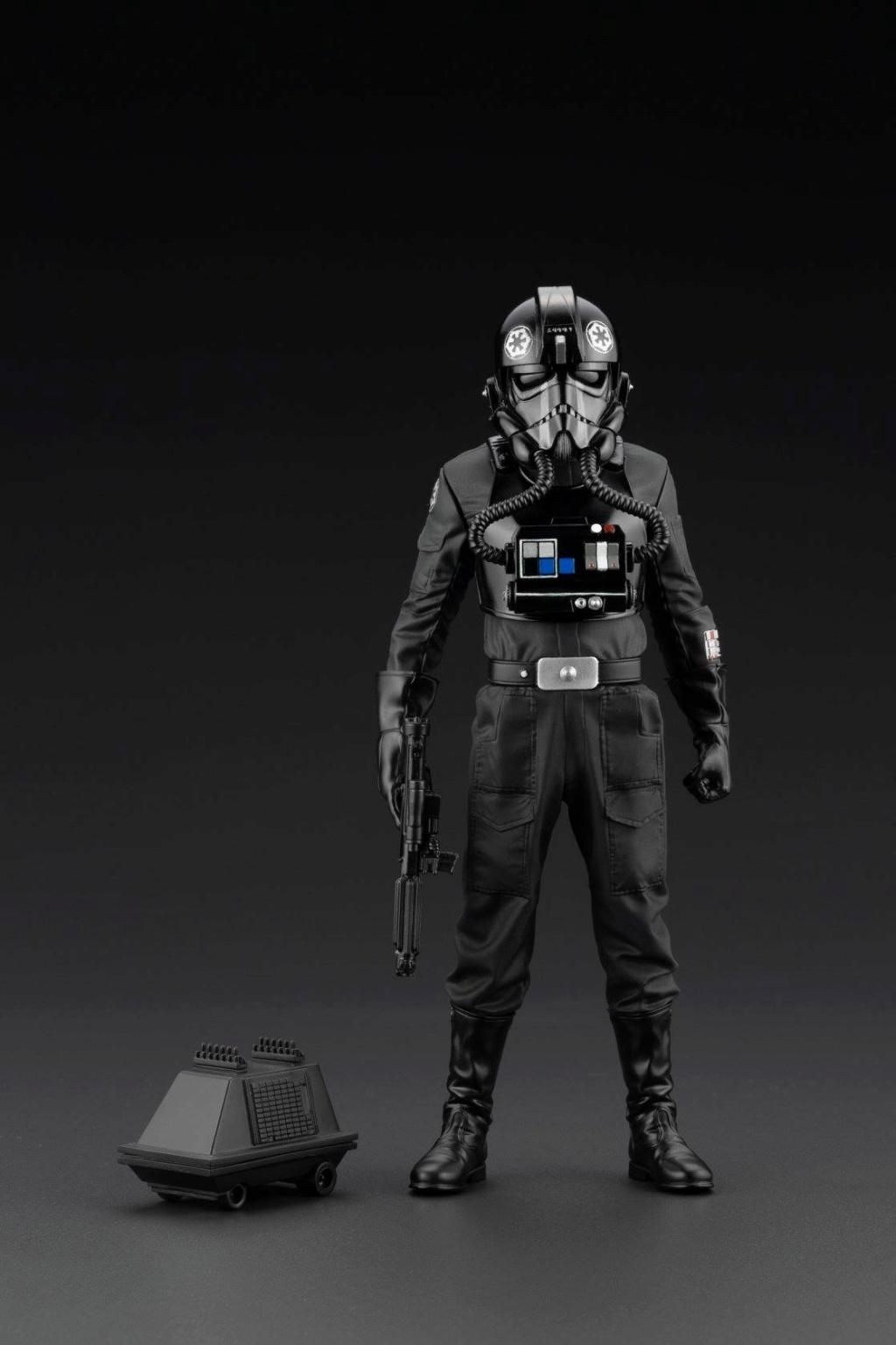 Tie Fighter Pilot & Mouse Droid - Kotobukiya - Amazon Exclu 11432010