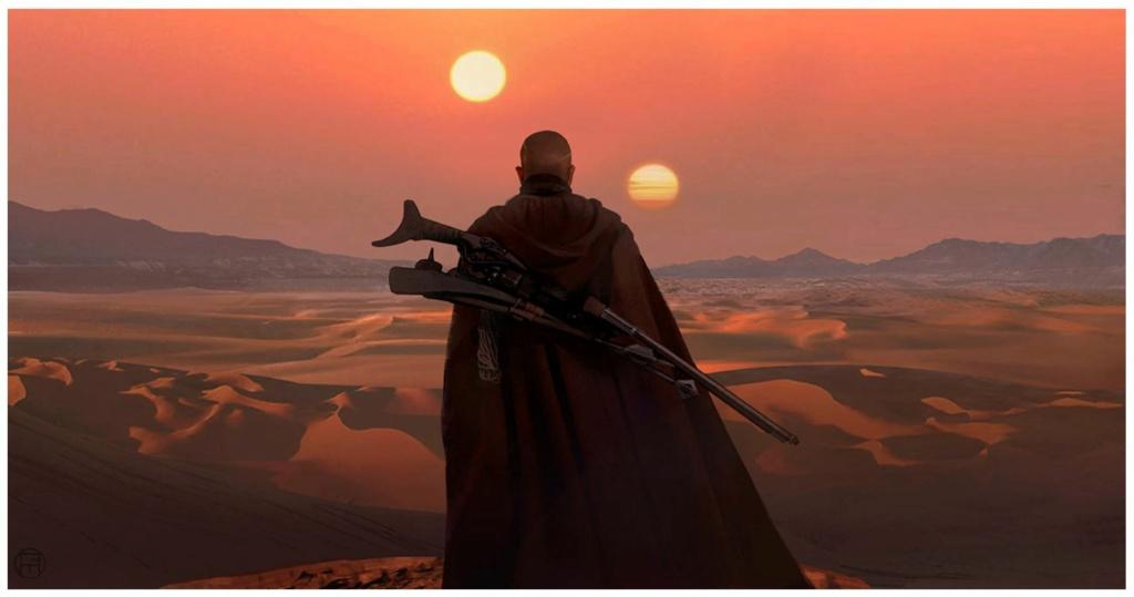 Star Wars The Mandalorian - Les Concepts Art de la saison 2 11_ret10