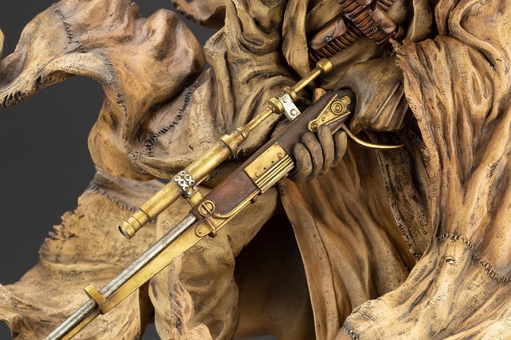 Tusken Raider Barbaric Desert Tribe ARTFX Artist Kotobukiya 1220