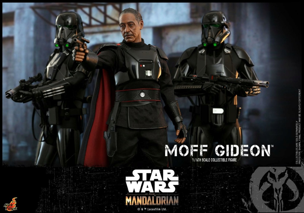 Imperial Moff Gideon - 1/6 Scale Figure - Hot Toys 1228