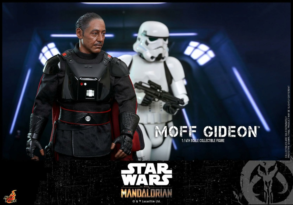 Imperial Moff Gideon - 1/6 Scale Figure - Hot Toys 1329