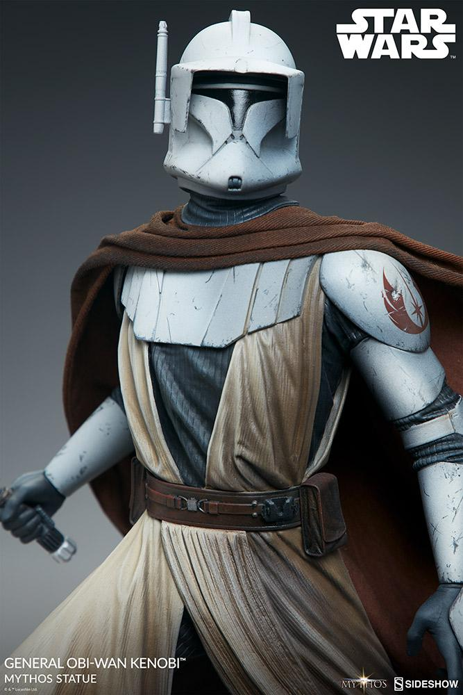General Obi-Wan Kenobi Mythos Statue - Sideshow 1423