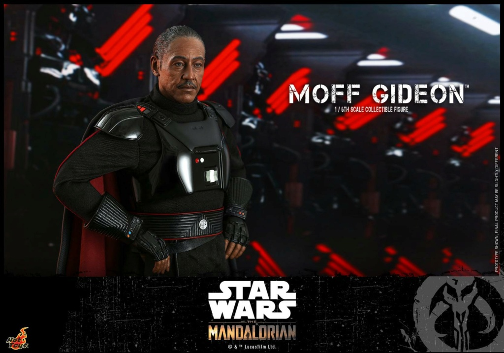 Imperial Moff Gideon - 1/6 Scale Figure - Hot Toys 1427