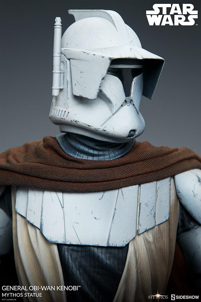 General Obi-Wan Kenobi Mythos Statue - Sideshow 1522