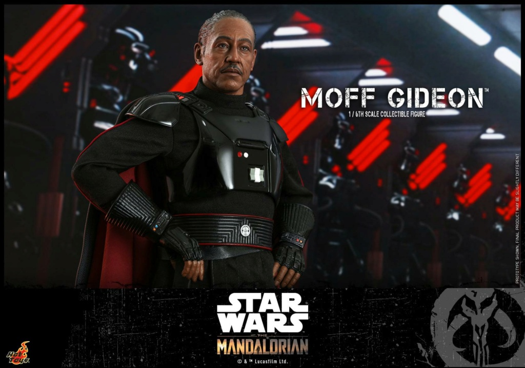 Imperial Moff Gideon - 1/6 Scale Figure - Hot Toys 1526