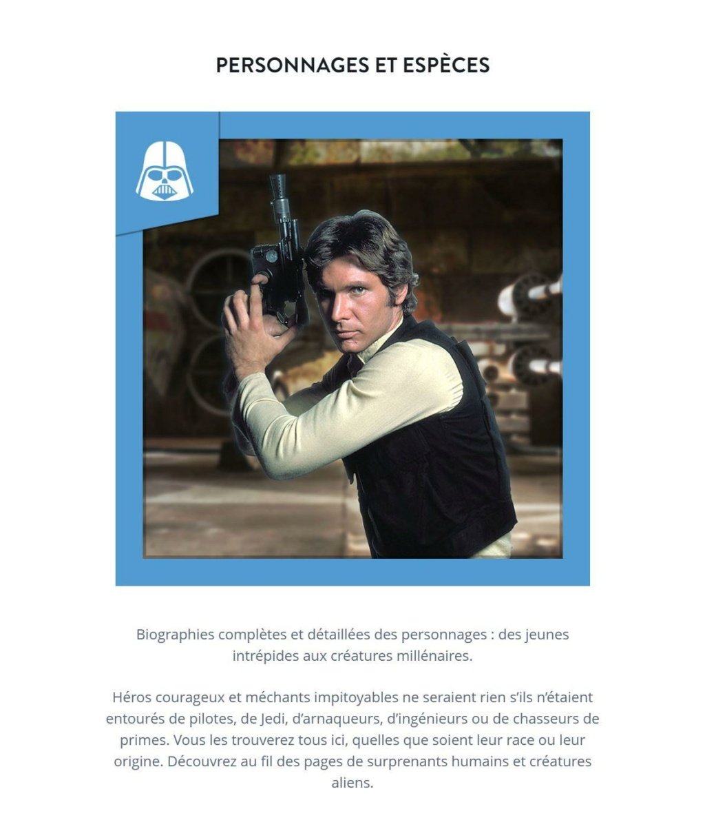 Encyclopédie Star Wars - Altaya 1617