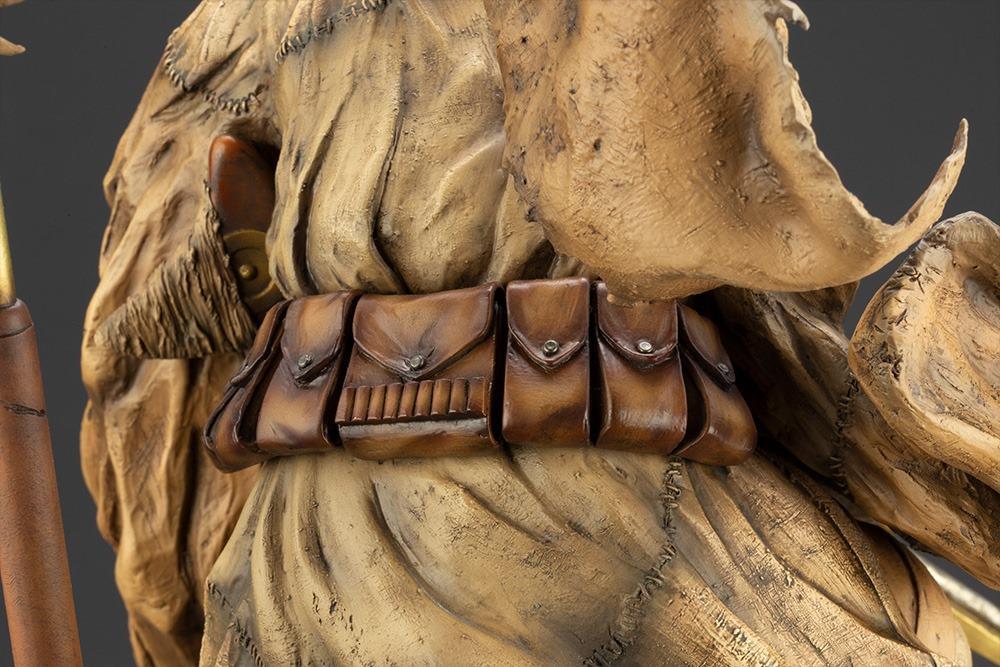 Tusken Raider Barbaric Desert Tribe ARTFX Artist Kotobukiya 1618