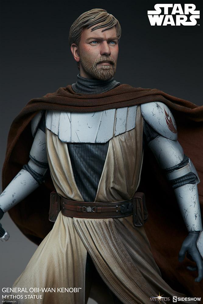 General Obi-Wan Kenobi Mythos Statue - Sideshow 1620