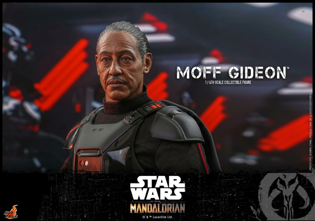 Imperial Moff Gideon - 1/6 Scale Figure - Hot Toys 1624
