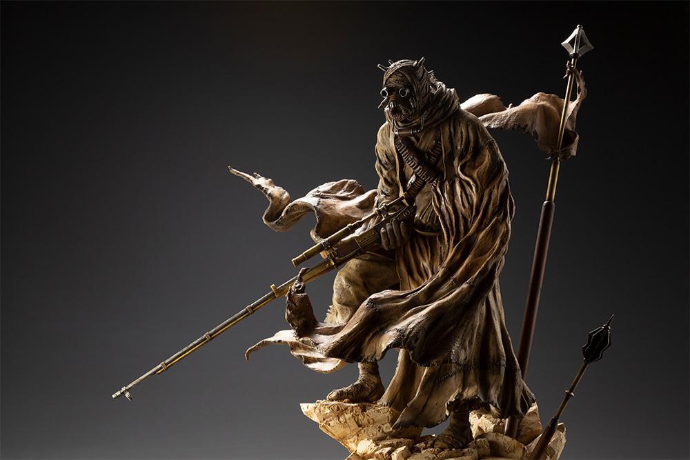 Tusken Raider Barbaric Desert Tribe ARTFX Artist Kotobukiya 1718