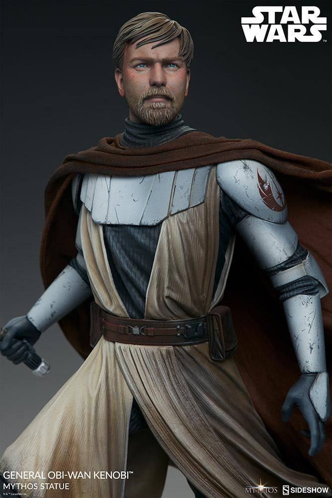 General Obi-Wan Kenobi Mythos Statue - Sideshow 1720