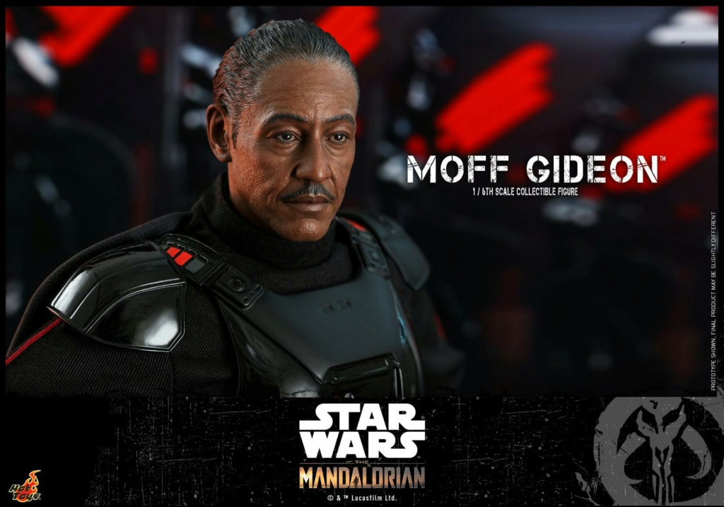 Imperial Moff Gideon - 1/6 Scale Figure - Hot Toys 1724