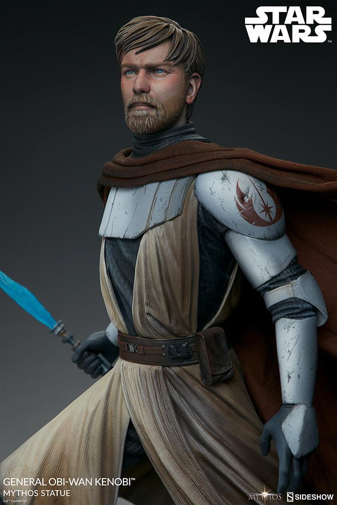 General Obi-Wan Kenobi Mythos Statue - Sideshow 1818