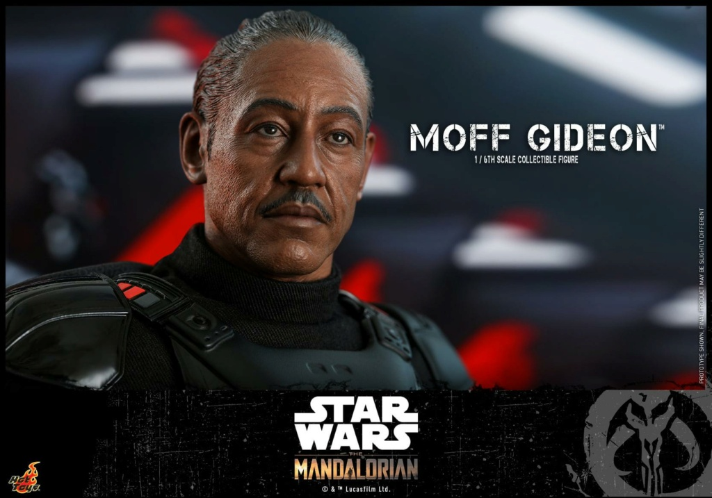 Imperial Moff Gideon - 1/6 Scale Figure - Hot Toys 1820
